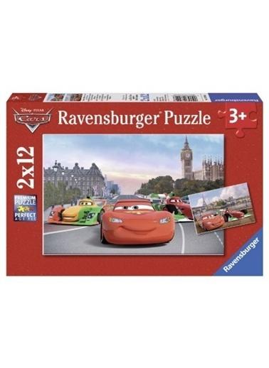 Ravensburger 2-12 Disney Mcqueen Rpk075546 Renkli